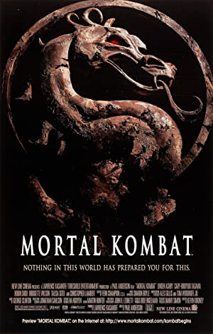 Mortal Kombat Poster Image