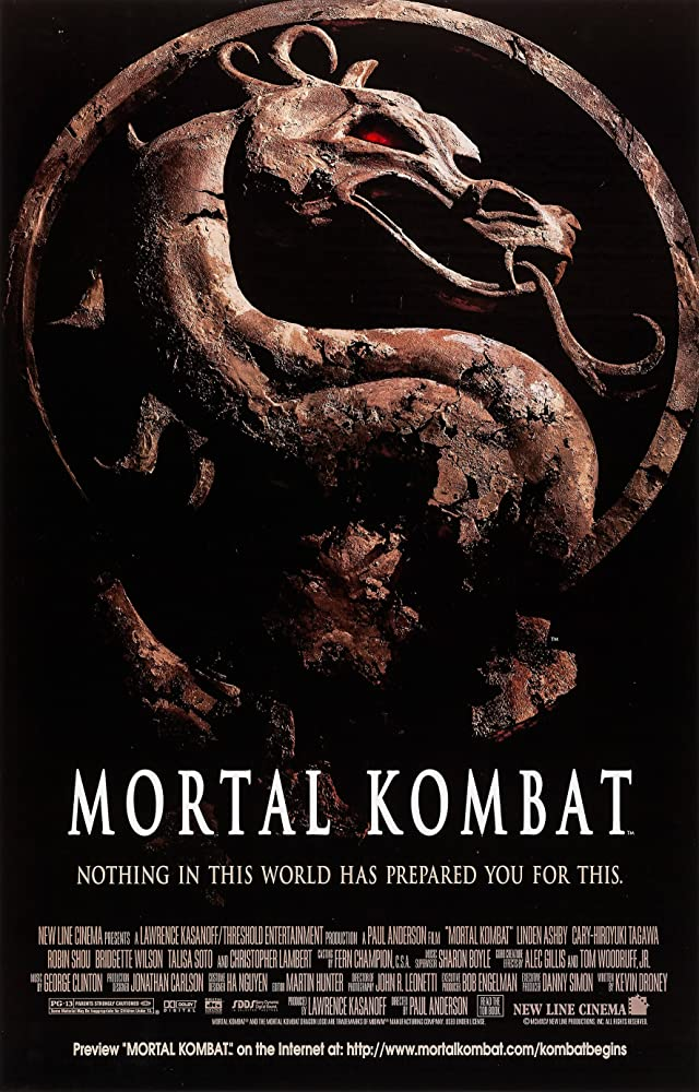 Mortal Kombat 1995 Dual Audio Hindi 480p BluRay 400MB ESubs x264 AAC