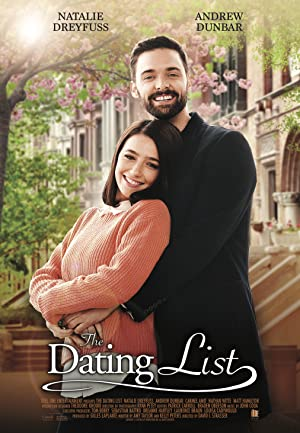 The Dating List Poster