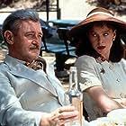 Judy Davis and John Mahoney in Barton Fink (1991)