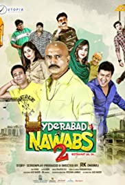Hyderabad Nawabs 2 Hindi Dubbed 2019