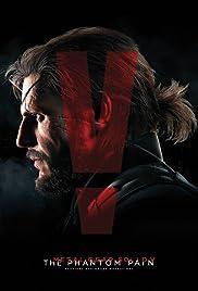 Metal Gear Solid V: The Phantom Pain Poster