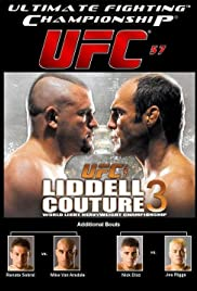 UFC 57: Liddell vs. Couture 3 Poster