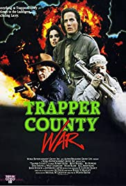 Trapper County War Poster
