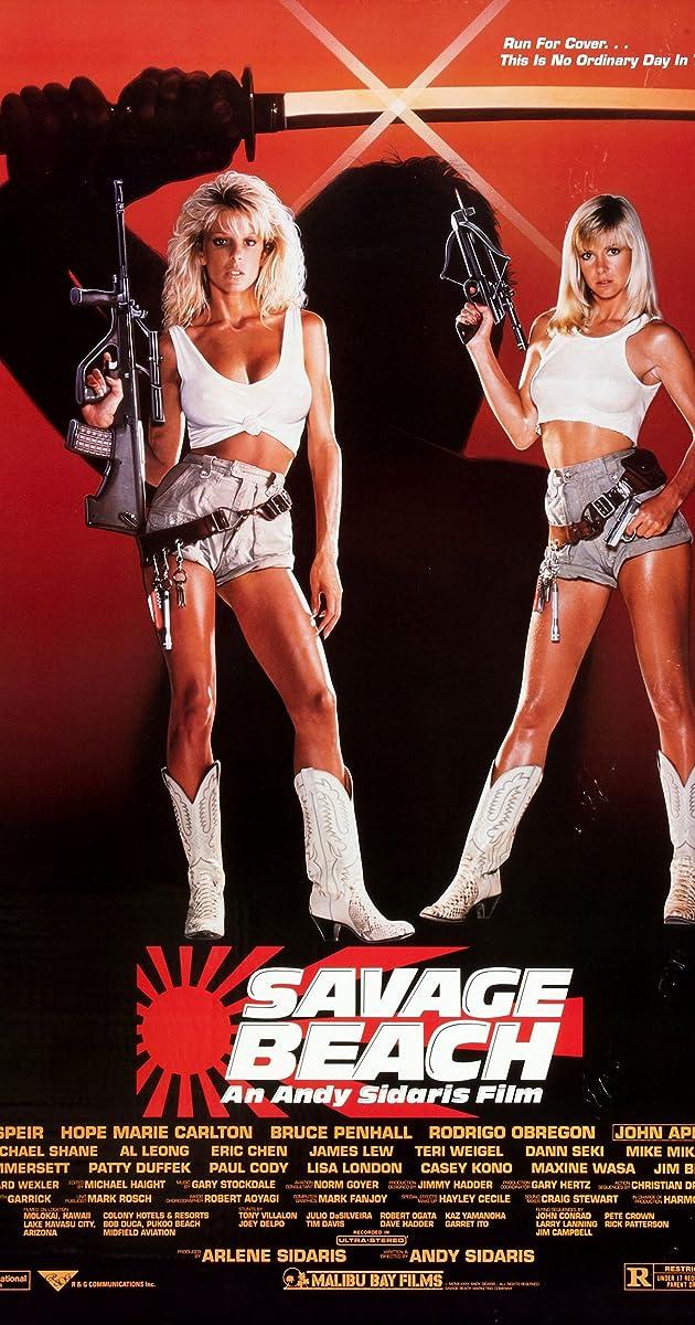 Savage Beach (1989) Subtitles