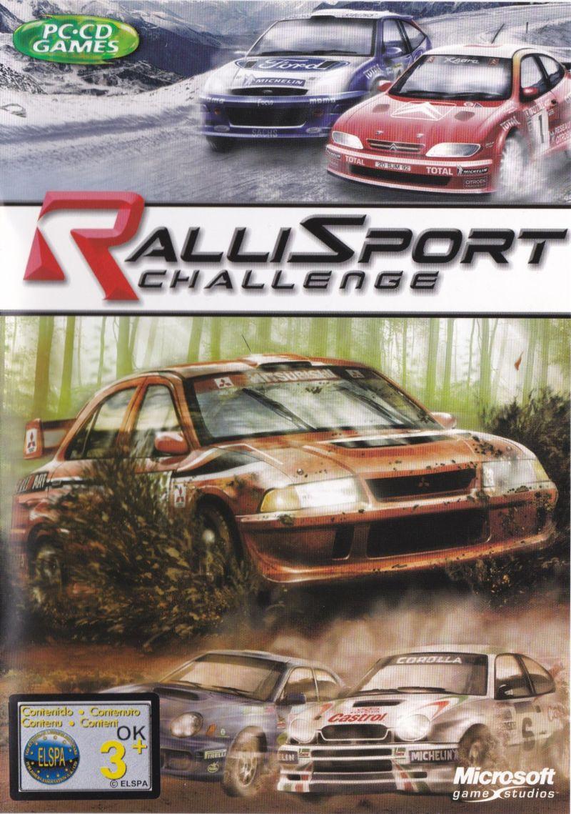 RalliSport Challenge (2002)