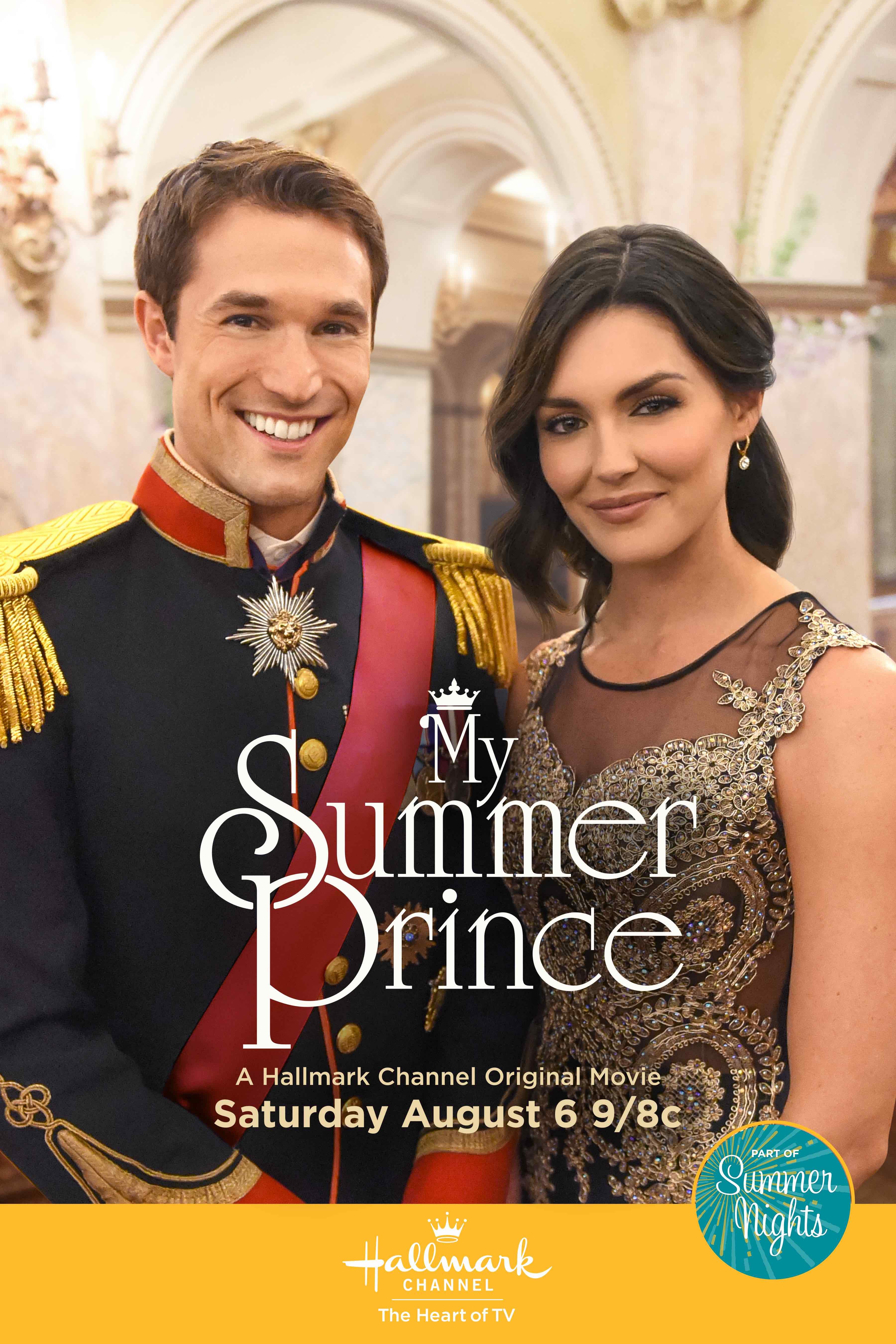 My Summer Prince Tv Movie 2016 Imdb