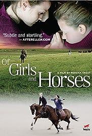 Von Mädchen und Pferden Poster