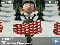 Arthur Christmas 2011 Imdb