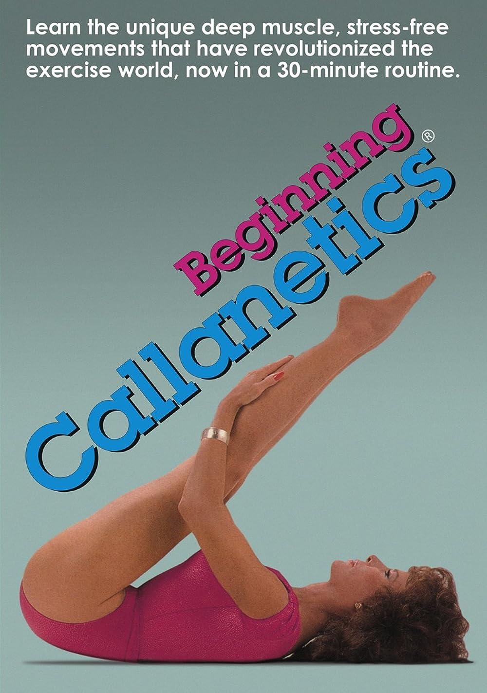 Exercises callanetics what is The Callanetics