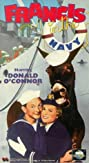 Francis in the Navy (1955) Poster