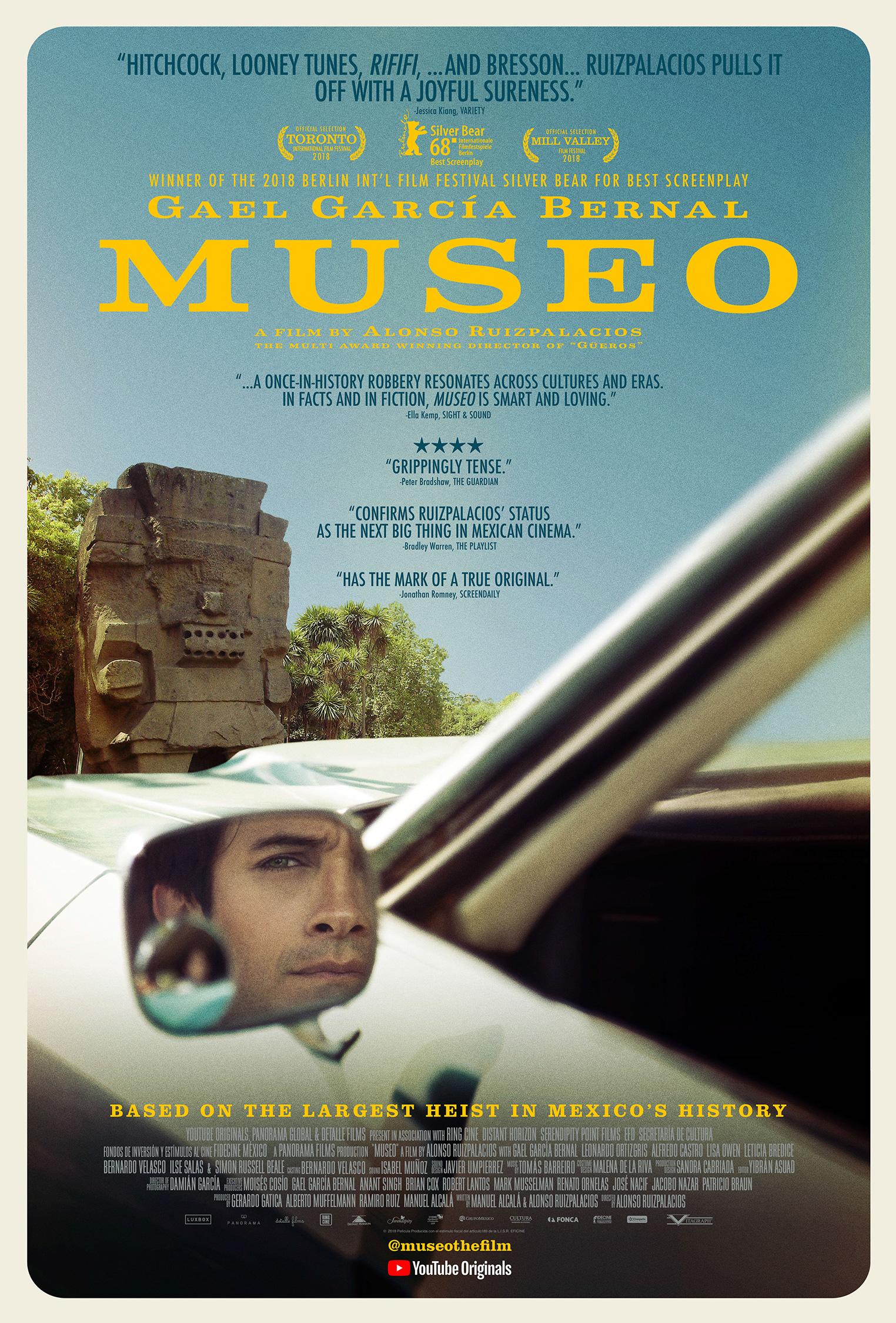 Museo 2018 Imdb