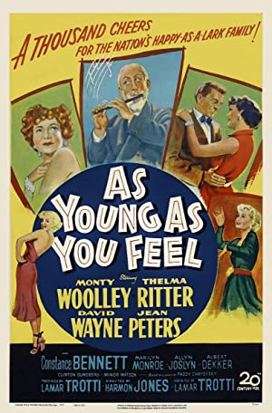 Where to stream As Young as You Feel