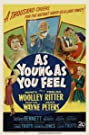 As Young as You Feel (1951) Poster