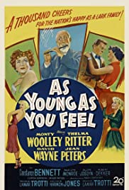 As Young as You Feel (1951) 1080p
