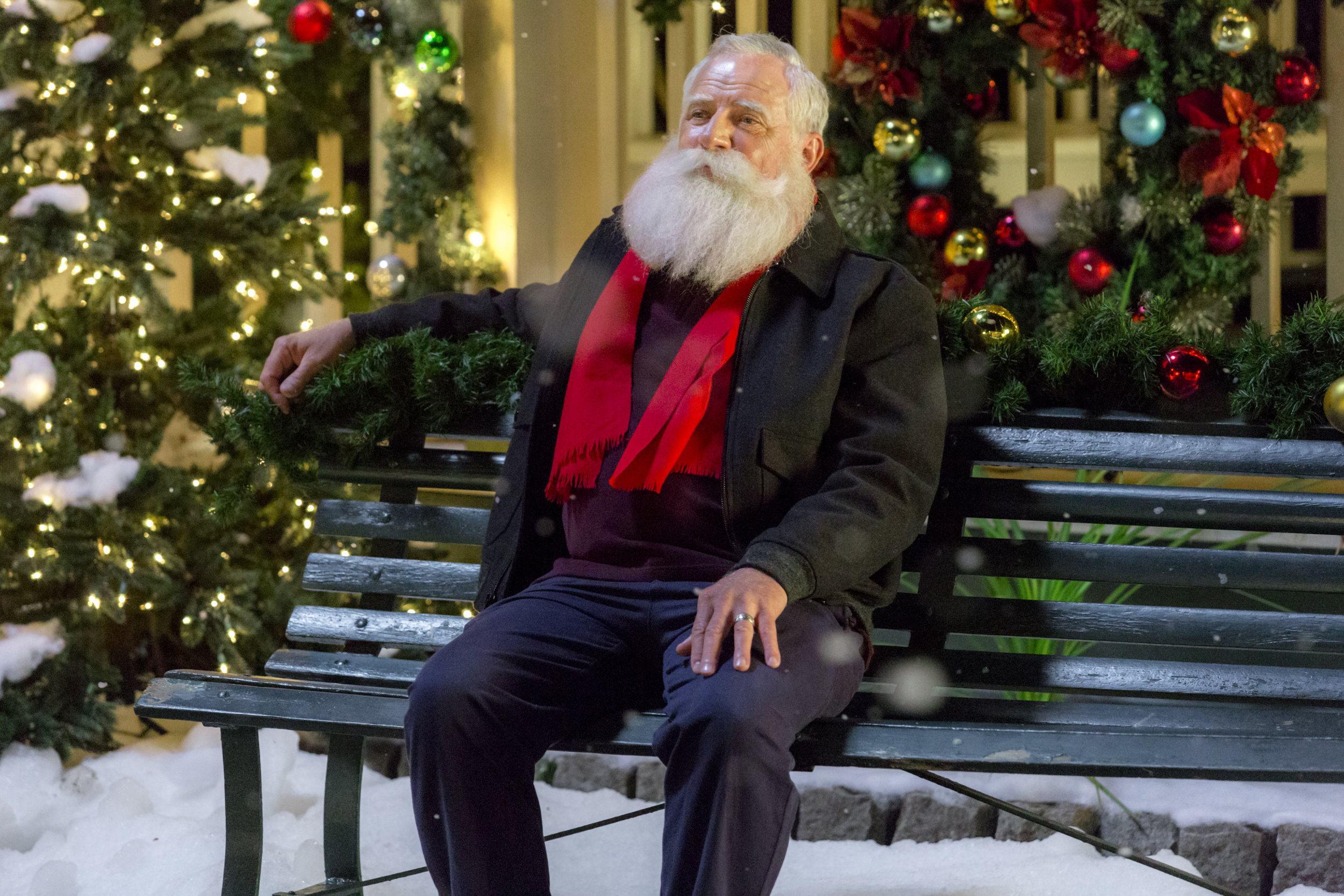 Keith Martin Gordey in Christmas in Evergreen (2017)