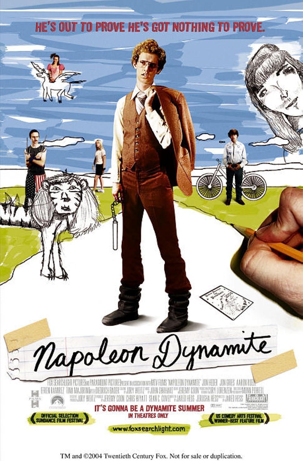 napoleon dynamite online dating)