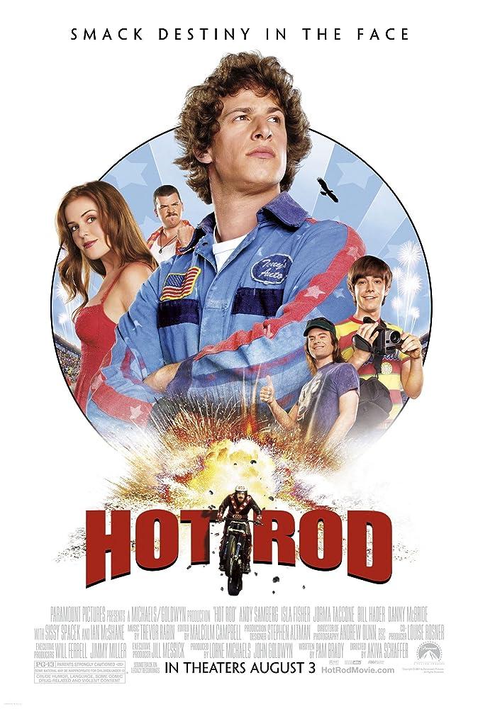 Hot Rod (2007) Hindi Dubbed