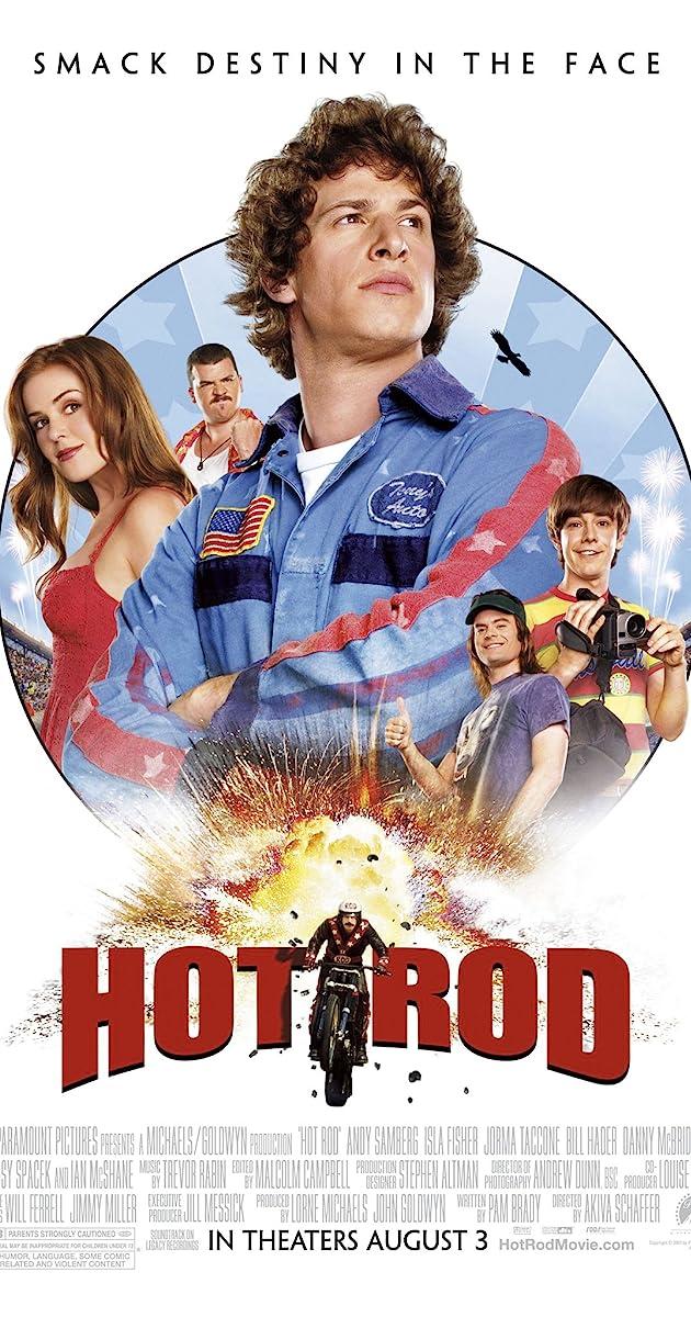 Hot Rod (2007) - IMDb