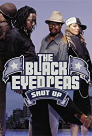 The Black Eyed Peas: Shut Up Poster