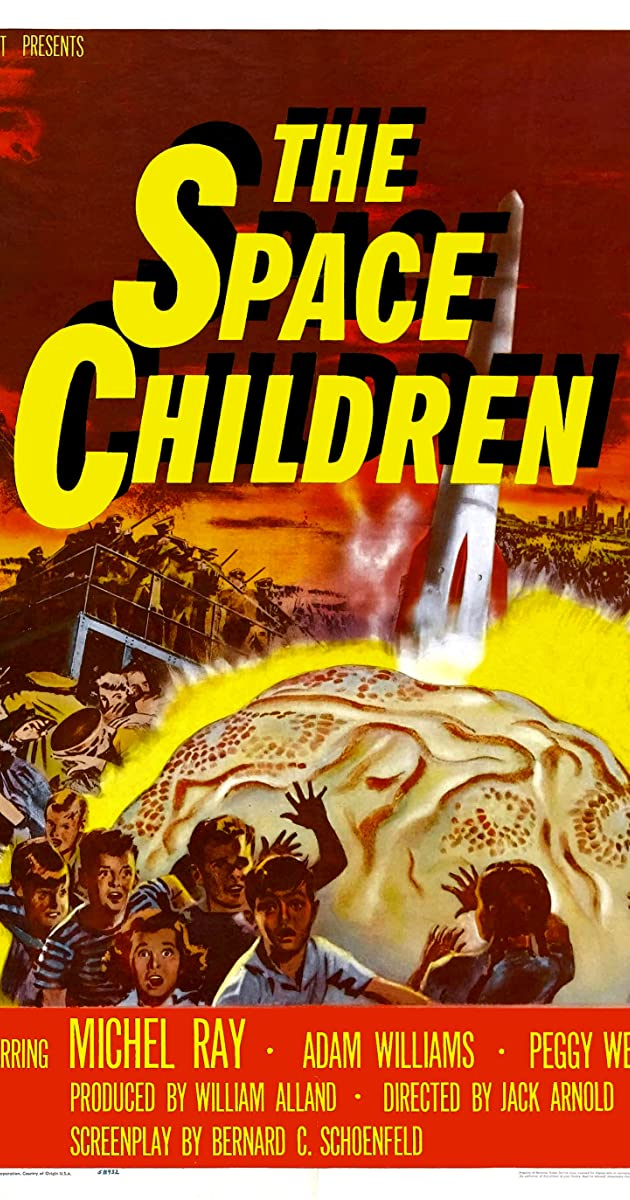 Subtitle of The Space Children