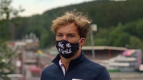 Formula 1: Drive To Survive: L'emotion De Pierre Gasly Pour Anthoine Hubert (French Subtitled)