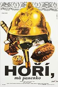 Horí, má panenko (1968) Poster - Movie Forum, Cast, Reviews