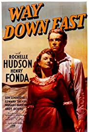 Way Down East Poster