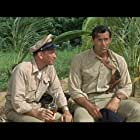 Frank Sinatra and Clint Walker in None But the Brave (1965)