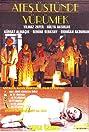 Ates üstünde yürümek (1991) Poster