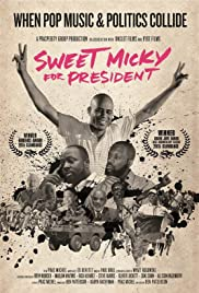 Sweet Micky for President Poster