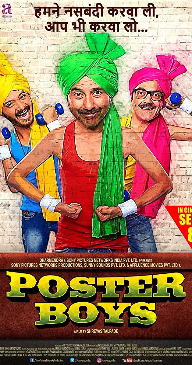Poster Boys 1 movie in hindi download