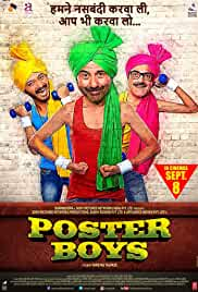 Watch Movie Poster Boys (2017)