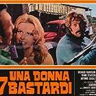 Dagmar Lassander in Una donna per 7 bastardi (1974)