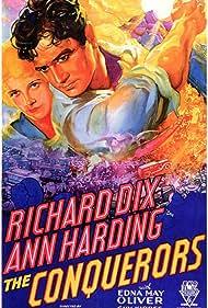 The Conquerors (1932) Poster - Movie Forum, Cast, Reviews