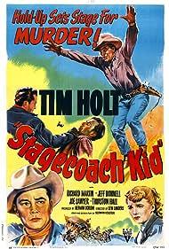 Stagecoach Kid (1949) Poster - Movie Forum, Cast, Reviews