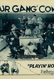 Playin' Hookey Poster