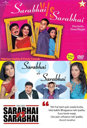 Sarabhai vs Sarabhai (2004) Complete Season 1 & 2 – H.264 – AAC – THEKGUY
