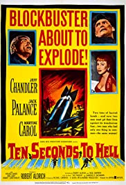 Ten Seconds to Hell (1959) Poster - Movie Forum, Cast, Reviews