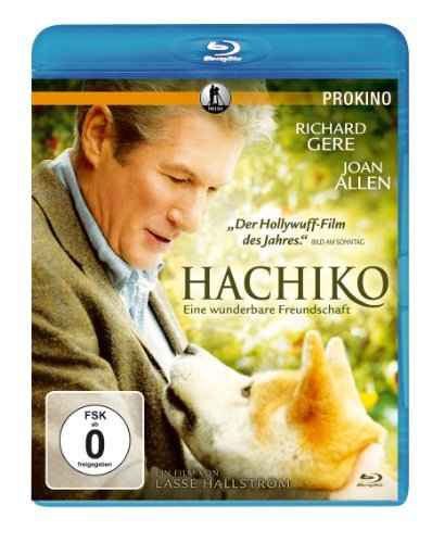 Richard Gere in Hachi: A Dog's Tale (2009)