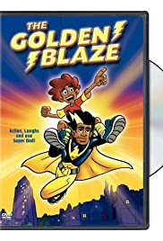 The Golden Blaze Poster