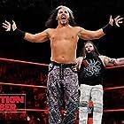 Matt Hardy and Windham Rotunda in WWE Elimination Chamber (2018)