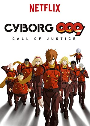 Where to stream Cyborg 009: Call of Justice