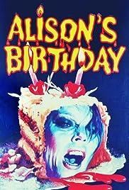 Alison's Birthday(1981) Poster - Movie Forum, Cast, Reviews