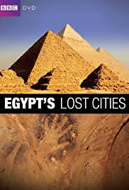 Egypt's Lost Cities Poster