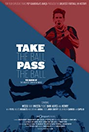 Take The Ball Pass The Ball Poster