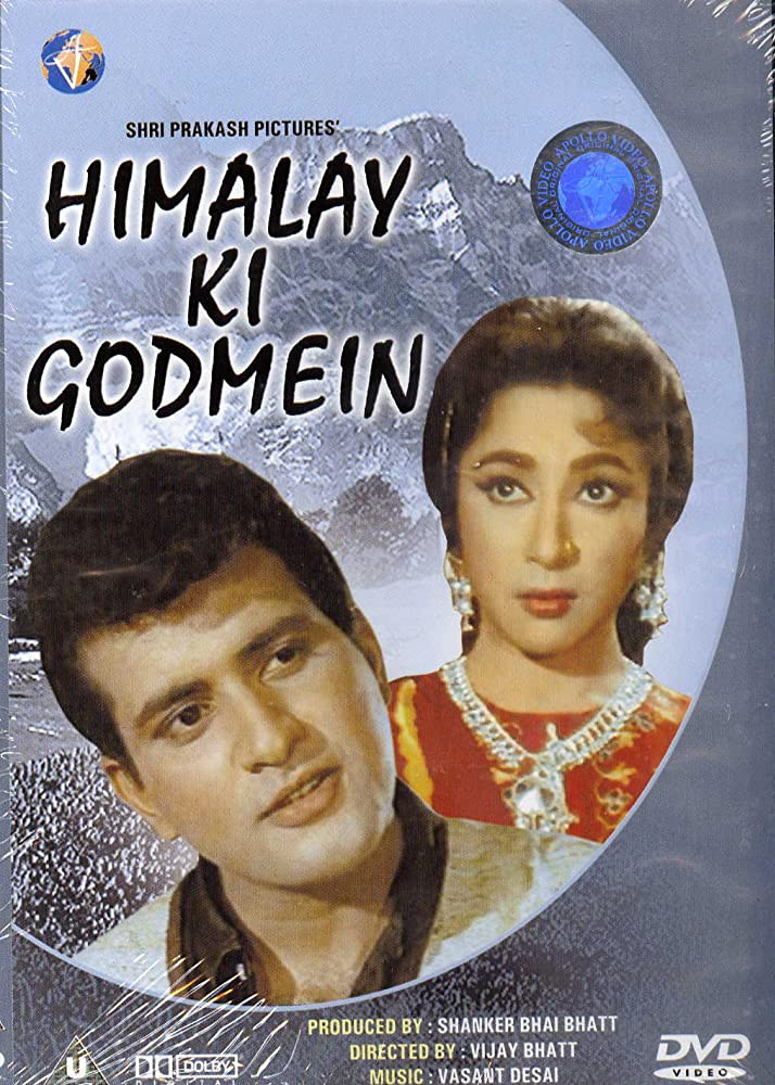 Himalay Ki Godmein 1965 Hindi Movie AMZN WebRip 400mb 480p 1.2GB 720p 4GB 6GB 1080p