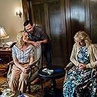 Ashly Covington, Sylvia Panacione, Michael Escobedo, and Milly Sanders in The Daughters of Virtue (2017)
