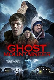 Ghost Mountaineer Poster