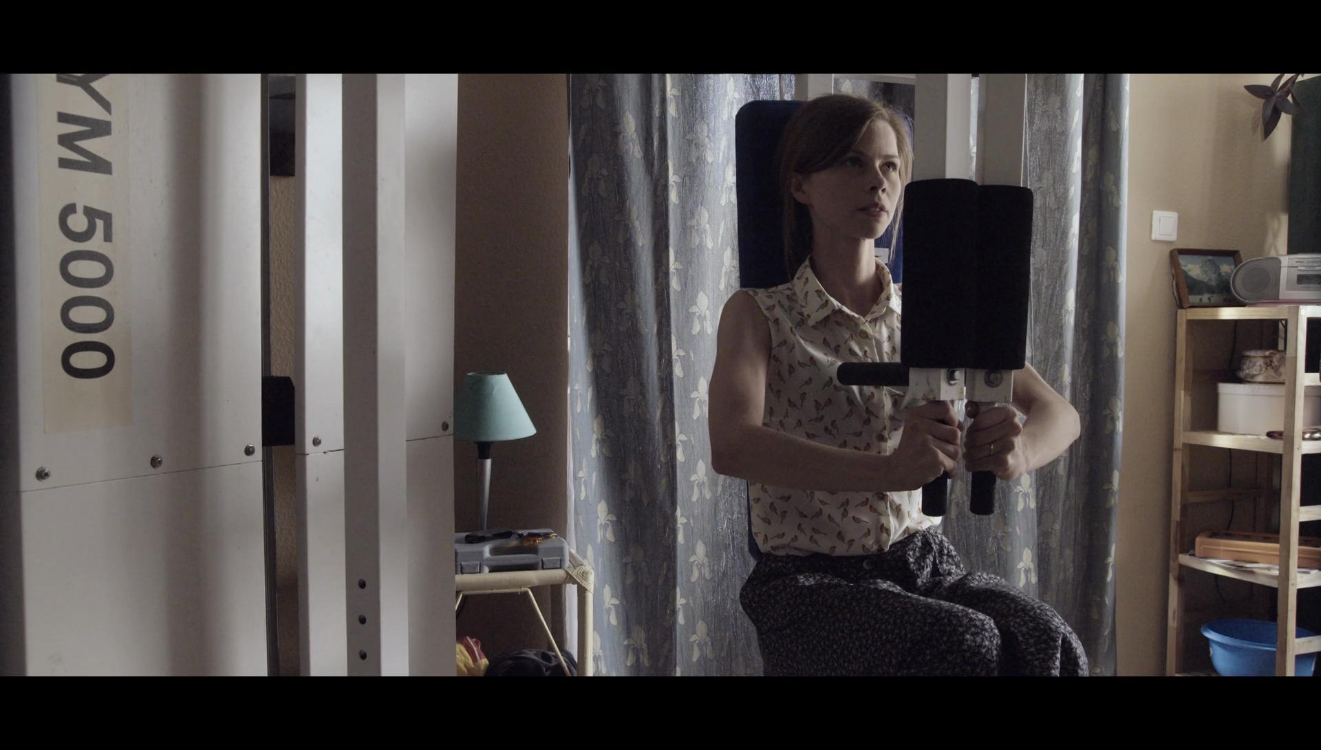 Teréz Vass in A gép (2016)